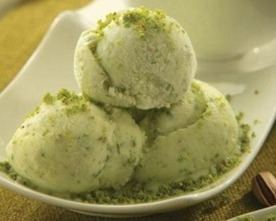 pistachioicecream